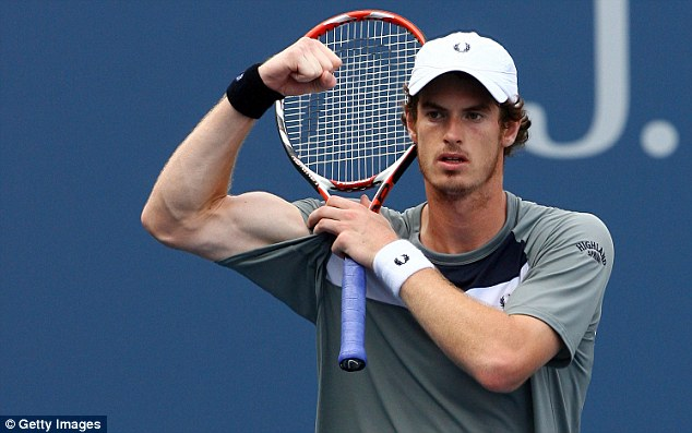 Muscles: On many occasions Murray has shown his mettle to come through exhausting five set matches