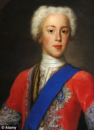The prince eventually obtained passage to France and escaped, pledging to his remaining followers that he would return with an army