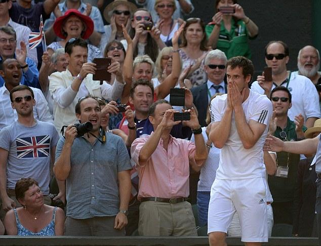 SPT_AHR_070713 Wimbledon Mens Singles Final Day 7 July 2013 Day 13