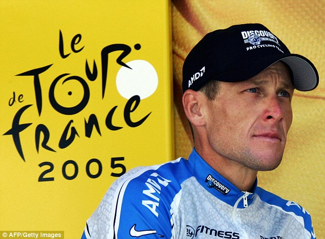 Disqualification: Armstrong won the Tour de France a record-breaking seven consecutive times between 1999 and 2005 before being disqualified for life for taking drugs
