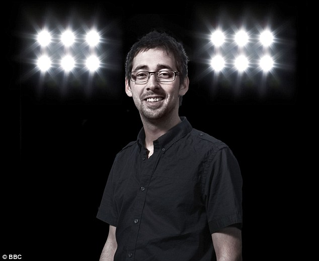 All change: Colin Murray has left his roles as presenter of Match of the Day 2 and 5 Live Sport this summer