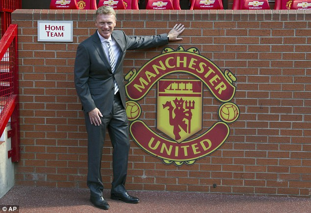 Fortress: David Moyes is targeting more than just the Premier League title in his first season at United