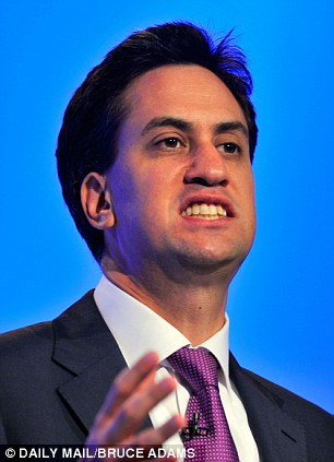 Ed Miliband is under intense pressure over his links to union paymasters