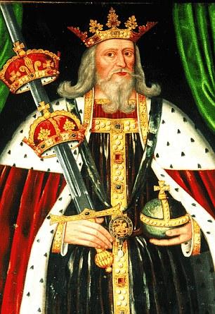 King Edward III of England