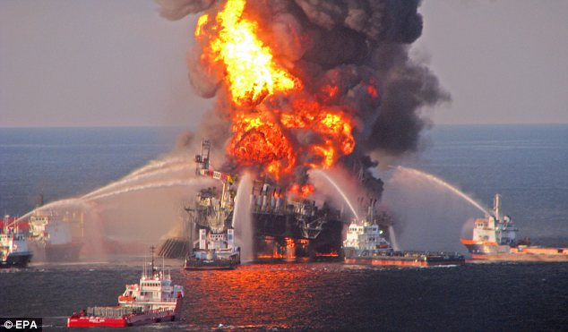 BP disaster: The blow-out of the Deepwater Horizon well killed 11 and damaged fishing and tourism industries