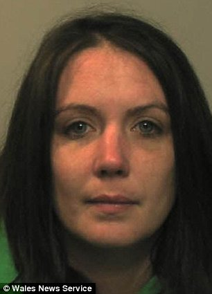 Jailed: Leanne Black has made multiple false allegations of rape against a series of ex-boyfriends over the past eight years