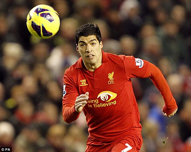 Contradiction? Suarez had previously given the English media as reason for him to depart Liverpool