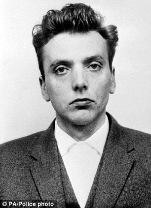 Hope: Ian Brady The Moors Murderer and accomplice Myra Hindley was convicted of murdering three children and burying them in the 1960s