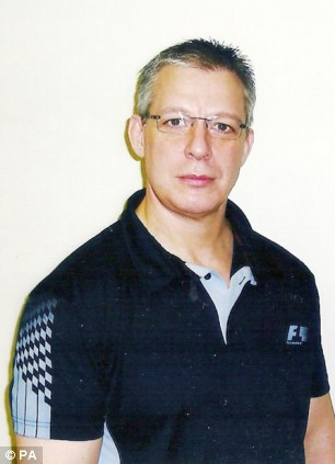 Victory: Jeremy Bamber was one of three killers to appeal to the European Court of Human Rights against their whole life terms