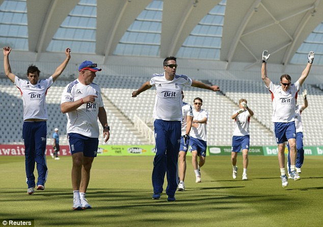 Winning team: England have a better team and are, quite rightly, installed as favourites to win the Ashes