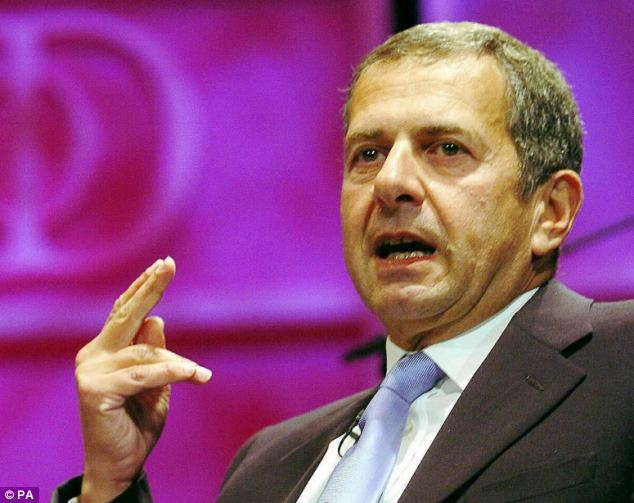Gerald Ratner spoke of his comeback at a business conference after his notorious gaffe about his jewellery