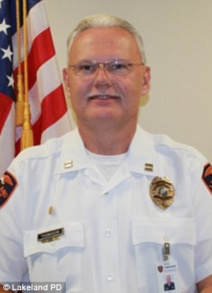 Lakeland police Capt John Thomason, the highest-ranking LPD supervisor, retired after being named in a wide-reaching sex scandal