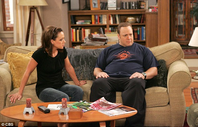 Celebrity endorsement: Remini, who starred in King of Queens with Kevin James for nine years, was one of Scientology's most recognizable faces