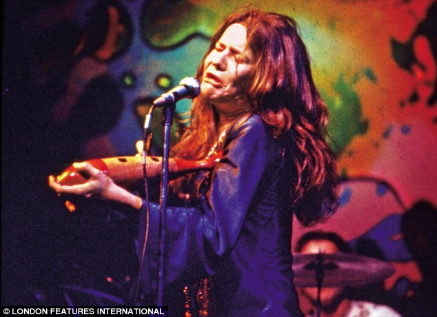 An insecure, larger-than-life personality who thrived on attention and was lonely without it, Janis Joplin's drinking began to spoil her performances