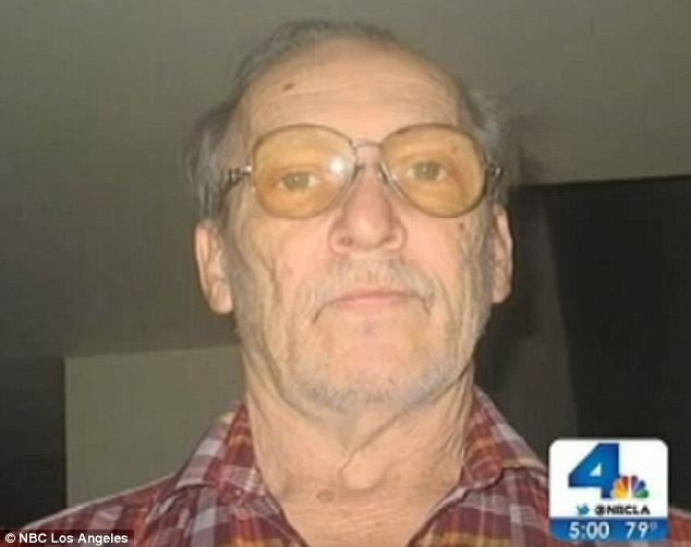 Heartbroken: The boy's father, Terry Smith Sr (pictured), is a retired truck driver who lives in West Virginia and he said that- in spite of Shawna's claims- he did not believe his son was autistic