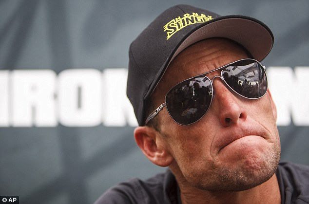 Shadow: This is the first Tour de France since Lance Armstrong finallly confessed to being a cheat