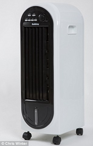 Beldray's Air Cooler, Humidifier and Purifier costs just £79.99