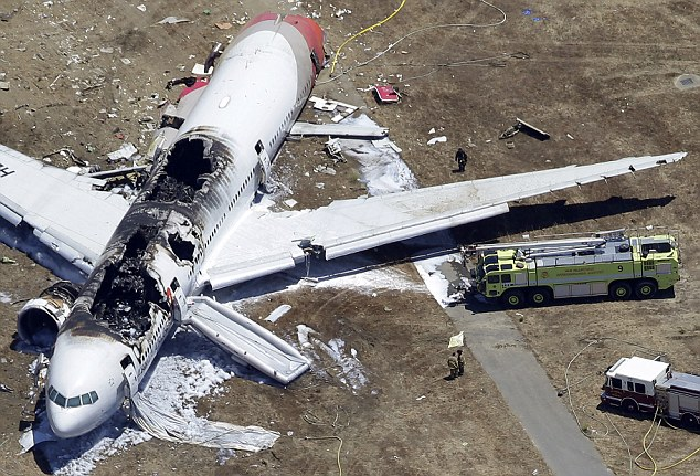 Third victim: A San Francisco hospital says a third victim of a plane crash, a Chinese girl, has died from her injuries. She was among about a dozen injured still in hospital after Asiana flight 214 crashed as it approached the airport too low last week