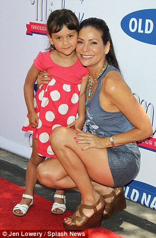 We see you! Constance Marie and her daughter Luna Marie hit the red carpet