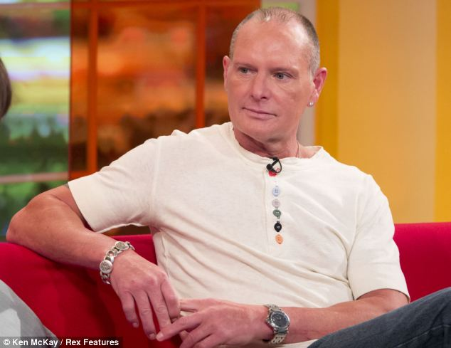 Gascoigne, pictured on ITV's Daybreak in March, is said by friends to be in his worst physical and mental condition yet