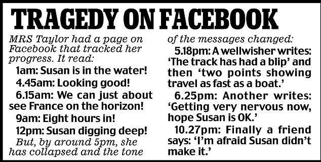 Tragedy on Facebook