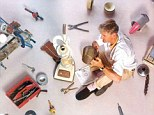 James Dyson: The inventor and designer gives his top tips on protecting a fledgling idea