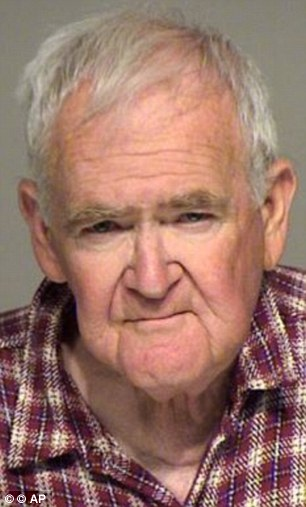 On trial: John Henry Spooner was charged with first-degree murder
