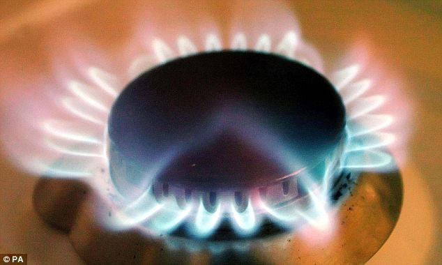 Money to burn: Npower says energy prices will rise by a further 20 per cent before the end of the decade