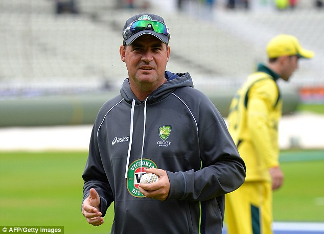 Going to run on: Micky Arthur has made many claims about his former employers Cricket Australia