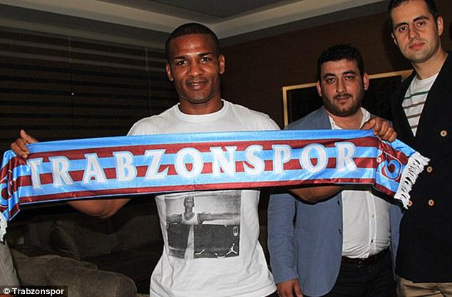 Looking: The former Chelsea midfielder was released last summer