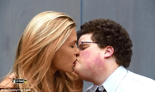 YouTube sensation: The sexy stunner and Jesse have gotten more than 11 million views on YouTube