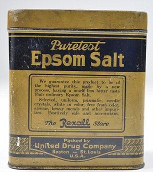 Granny knew best: Epsom salt has been cherished for decades