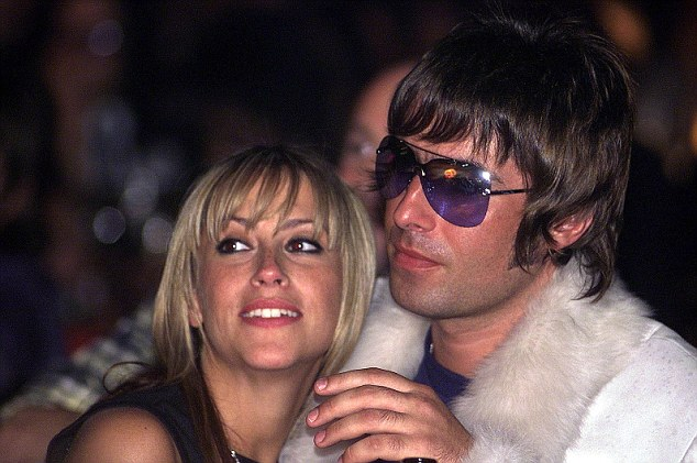 Happy couple? Those close to Gallagher are questioning whether the recent claims of his infidelity will do for his current marriage with Nicole Appleton what they did for his previous marriage with Patsy Kensit
