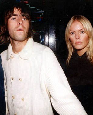 Just a week after Liam and Patsy Kensit's (pictured) wedding, Gallagher slept with singer Lisa Moorish - and got her pregnant