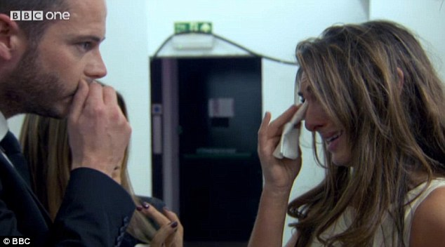 As Luisa breaks down in tears after her presentation, Neil Clough wonders yet again how he failed to win The Apprentice and contemplates finally having a shave