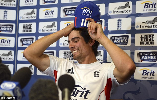 Selection dilemma: Alastair Cook must decided whether to stick with Steven Finn