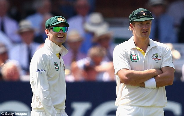 Plenty to ponder: Australia have watched England rebuild
