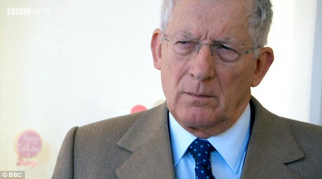 Nick Hewer wonders Lord Sugar will give him a discount now that he owns 50% of a business specialising in anti-wrinkle injections