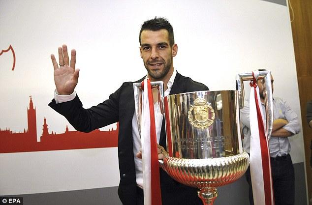 Top target: Negredo has cost City £20.6million