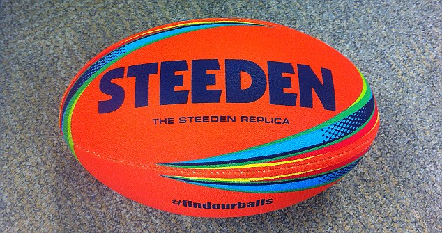 Prize: To celebrate the World Cup being 100 days away, 100 rugby league balls are being hidden across the country. Keep an eye on Twitter for clues and if you find a ball you'll win a pair of tickets to a game at the tournament