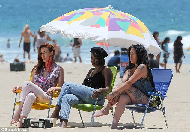 Another hit? The original Sugababes are hoping their new material will be as popular as ever