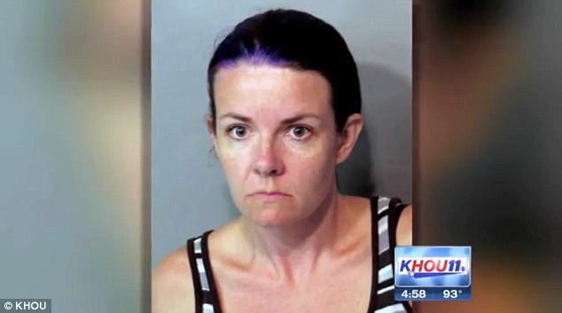 Accused: Sugar Land, Texas mom who runs a day care center stands accused of having sex with her daughter's 14-year-old ex-boyfriend