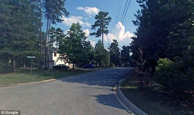 Area: The incident took place when the 11-year-old went over to Maldonado's home on Wind Way Court in Norcross, Georgia