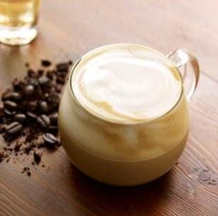 small Starbucks cappuccino with 7g sugar