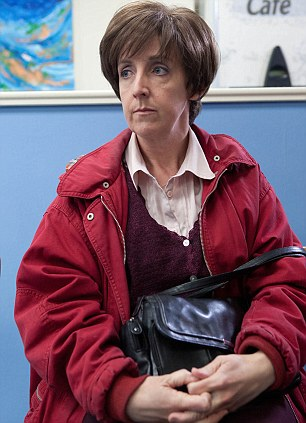 Julie Hesmondhalgh, who plays Hayley, is leaving the show