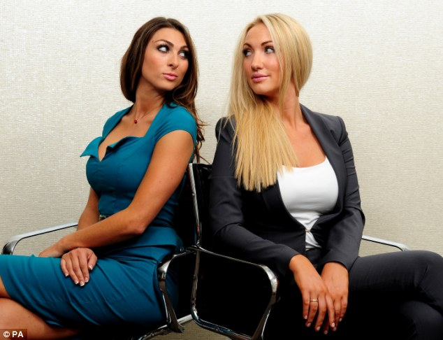 Miss Totton beat Luisa Zissman to win The Apprentice and Sir Alan Sugar's £250,000 investment in her cosmetic surgery business