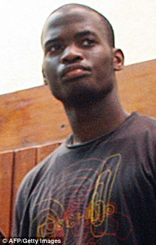 Violent incident: Michael Adebolajo, one of the suspects in the brutal broad daylight killing of Drummer Lee Rigby in Woolwich, London