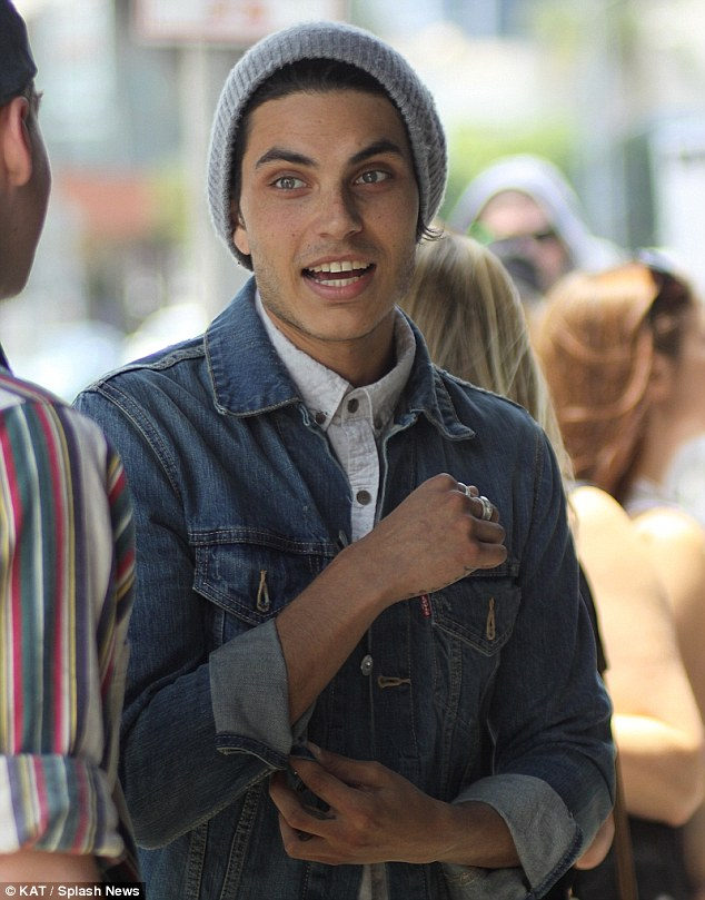 New to the mix: Glee Project winner Samuel Larsen joined the show in season 3