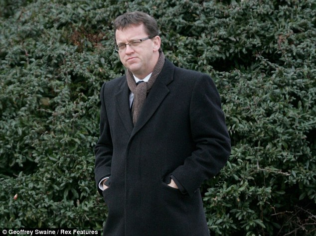 Tory MP Rob Wilson said: 'Licence fee payers are angry about senior BBC management rewarding each other'