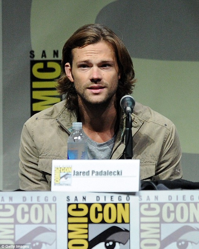 Good news: Jared revealed the new teaser for the upcoming season of Supernatural at Comic Con in San Diego, California, on Sunday